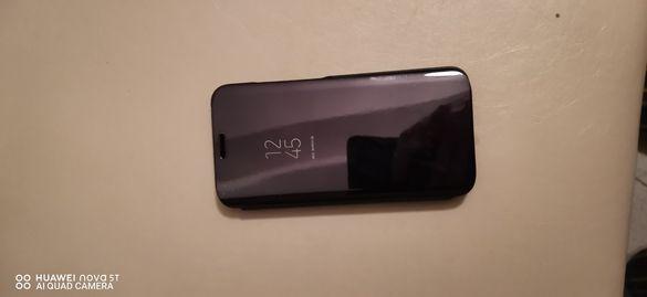 Калъф С Активен Капак За Xiaomi Mi A 2 lite   - Clear View Black