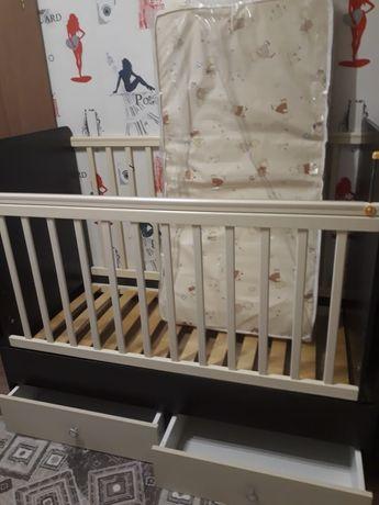 """Кроватка детская """"Фея 702"""""""