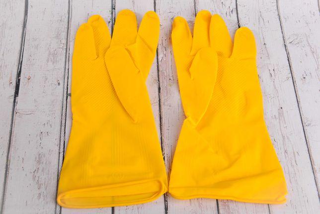 Перчатки хозяйственные, нитриловые, тканевые