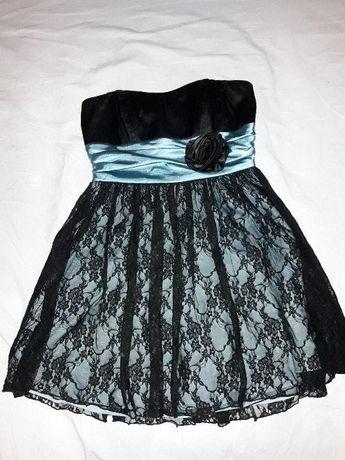 Дамска рокля тип бюстие