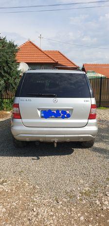 Vand-Schimb  Mercedes Benz- Ml 270 cdi automat w163