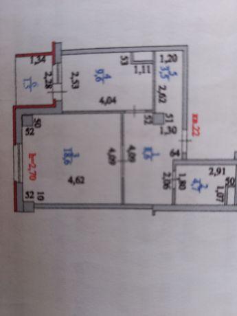 Продажа 1 комнатной квартиры или обмен