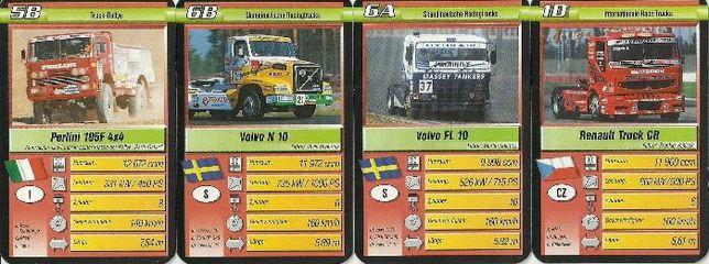 carduri cu poze camioane pt colectionari
