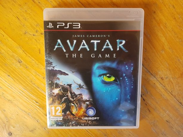 Vand James Cameron's AVATAR the Game PS3 Play Station 3