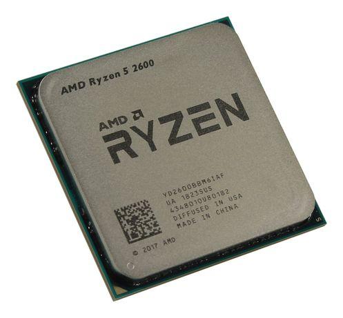 Продаю процессор AMD Ryzen 5 2600 (OEM)