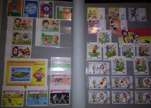 Альбом марок (футбол).