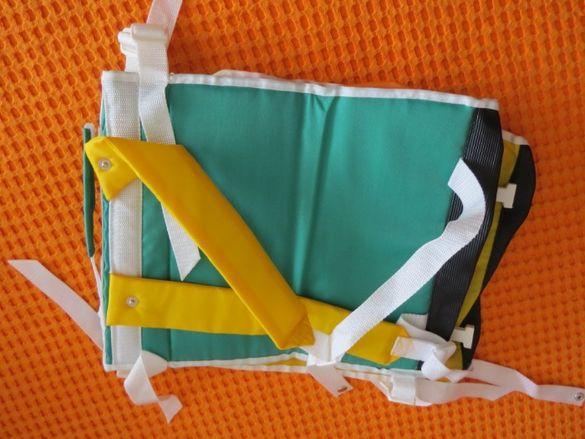 Раничка за багаж за колело