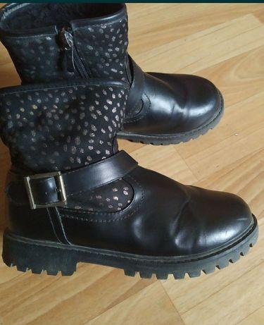 Сапоги для девочек и ботинки осень