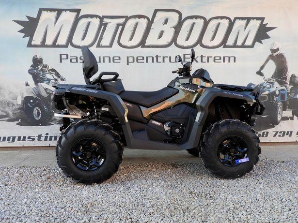 Promo ATV Can-Am Outlander MAX 1000 XU+ T 2021