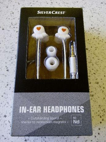 Продавам слушалки silver crest