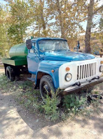 Продам АС - машину на базе ГАЗ-53