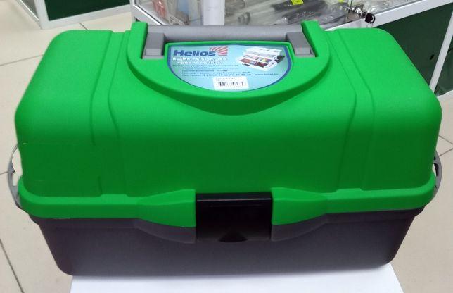 Ящик рыболовный трёхполочный