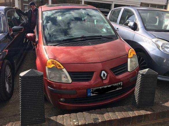Части за Renault Modus 1.5DCI 80кс. 2005г