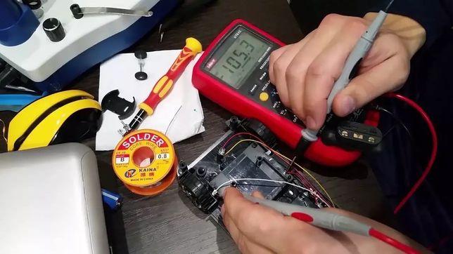Ремонт игрушек, недорого, машинки, роботы, электронные радиоуправление