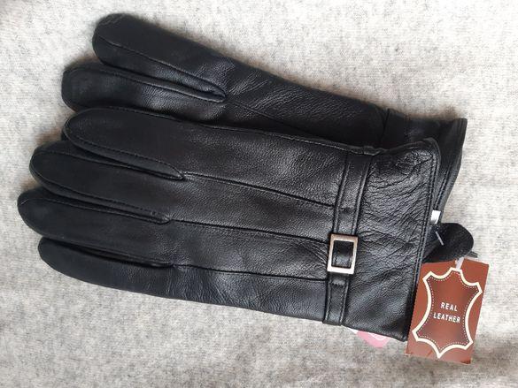 ест.кожа дам.ръкавици