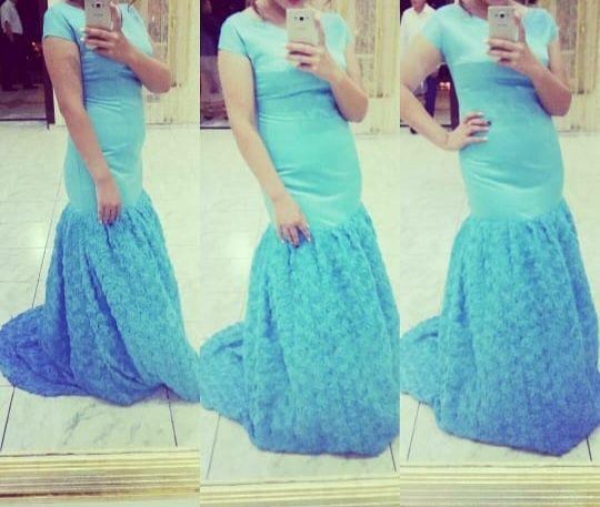 Вечерние платья очень красивое