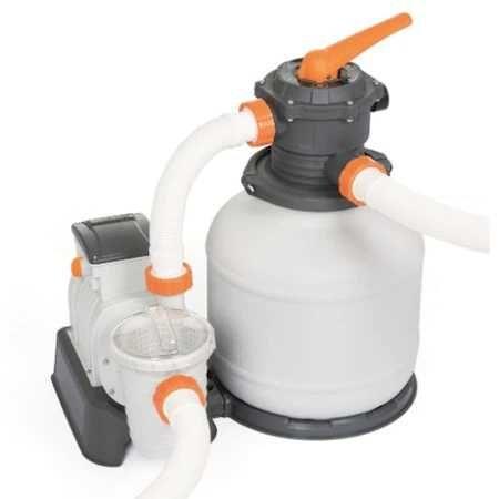 Pompa filtrare Intex noua - filtreaza apa piscina 6 mc /h