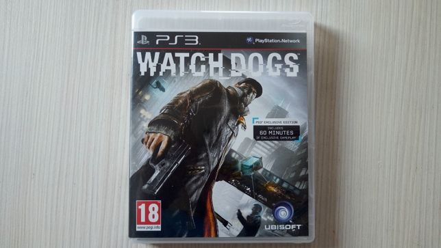 Vand Watch Dogs PS3 Play Station 3