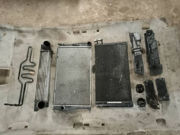 Е90 Воден радиатор климатичен кулер за БМВ / BMW е91 е92 е93 bmw e90