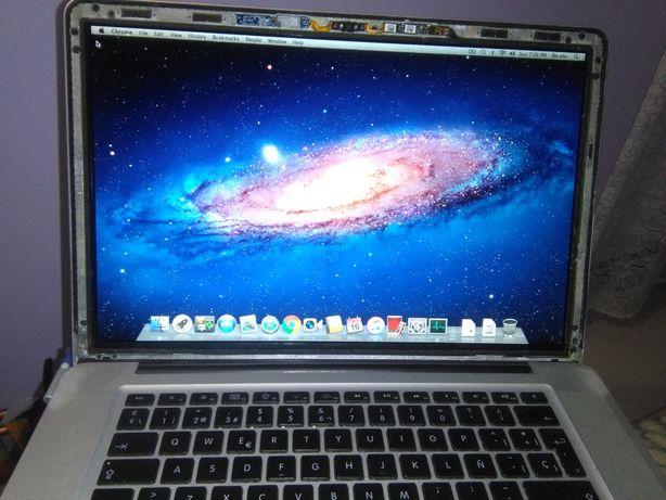 Laptop APPLE model 1286