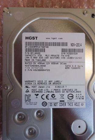 Hard disk 3TB Sata III 7200 64MB hdd PC Workstation Server Enterprise