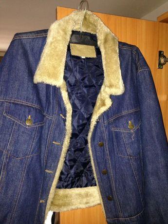 Дънкено яке и есенно палто