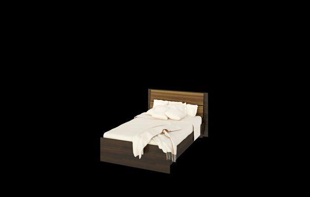Продам кровать двух спальную.