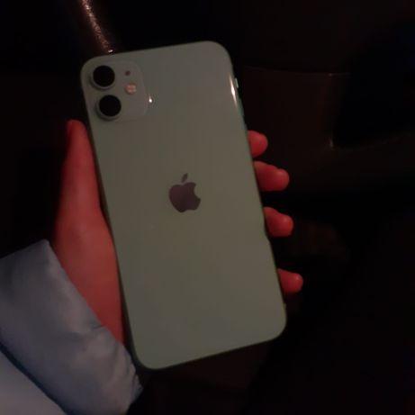 Iphone 11 64GB, full box, baterie 100% + 2 huse