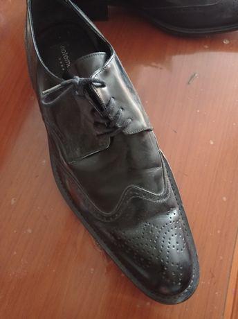 Туфли мужские классические лаковые
