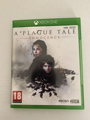 A plague tale innocence Xbox one