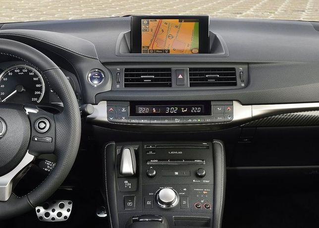 Card navigație LEXUS CT200h ES IS GS RC RX NX Europa Romania 2020-2021