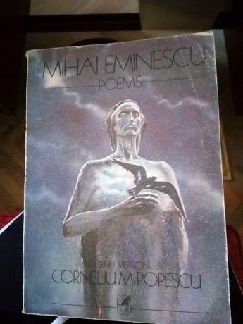 Poeziiin engleza Mihai Eminescu