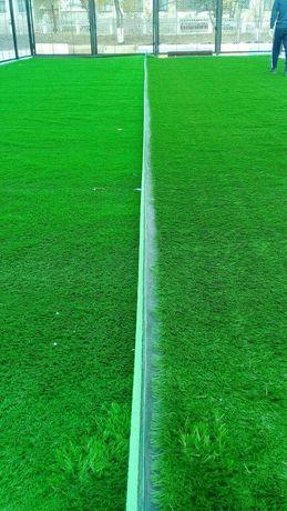 Газон искусственный спортивная трава спортивный газон Зелёная трава.