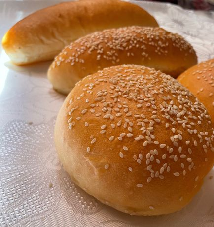Булочки для гамбургеров, хот-дог,сэндвич;Хлеб для гамбургеров