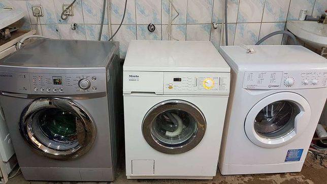 Reparatii masini de spalat haine. Orice model!