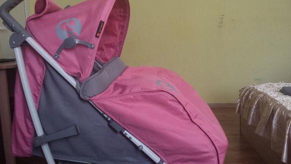 Бебешка количка с покривало за крачета Lorelli