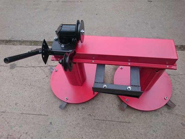 Cositoare cu discuri rotative motocultor mini tractor latime 1.1m