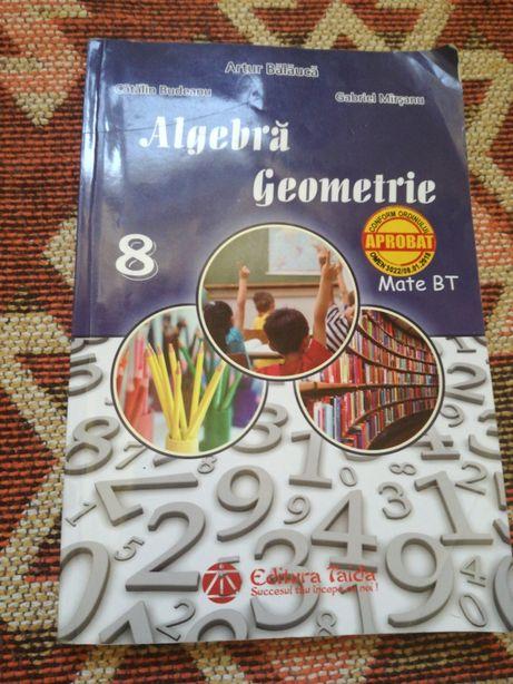 Culegere de matematica clasa a 8a Bălăucă