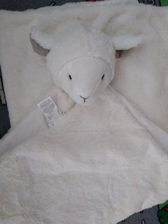 ново бебешко одеалце с агънце