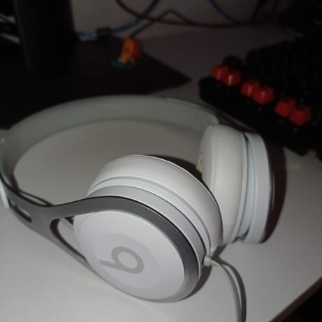 Casti audio On-ear Beats EP by Dr. Dre, White