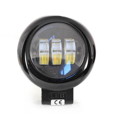 Мощна високо интензивна LED светлина,прожектор, работна лампа 30W