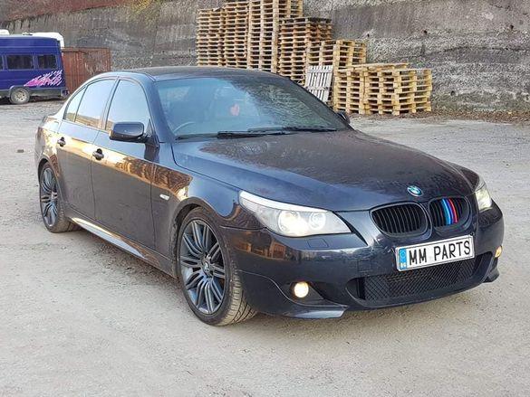 BMW E60 525D M-пакет 177к.с. автоматик НА ЧАСТИ!