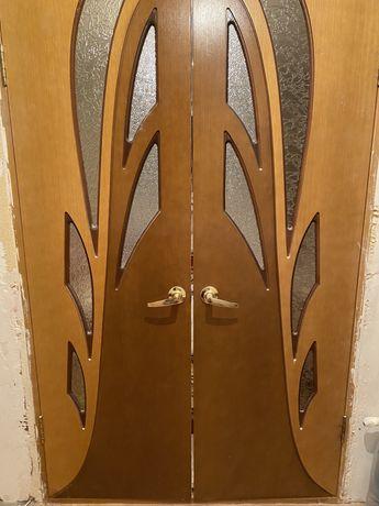 Продаются б/ушные межкомнатные двери