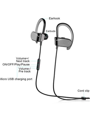 Casti Zealot Bluetooth 5.0 HiFi