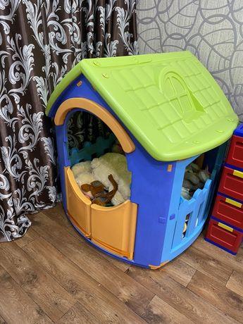 Детский домик игрушечный дом