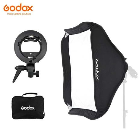 Godox Easy для накамерных вспышек с держаталем S type Все размеры