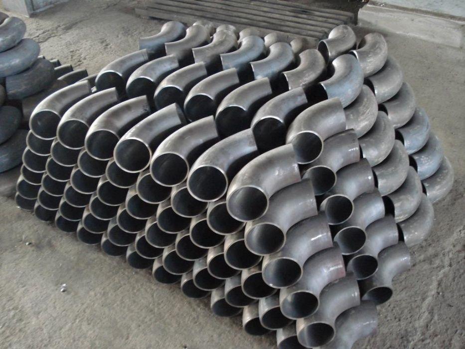 Отводы металлические 90 град. Петропавловск - изображение 1