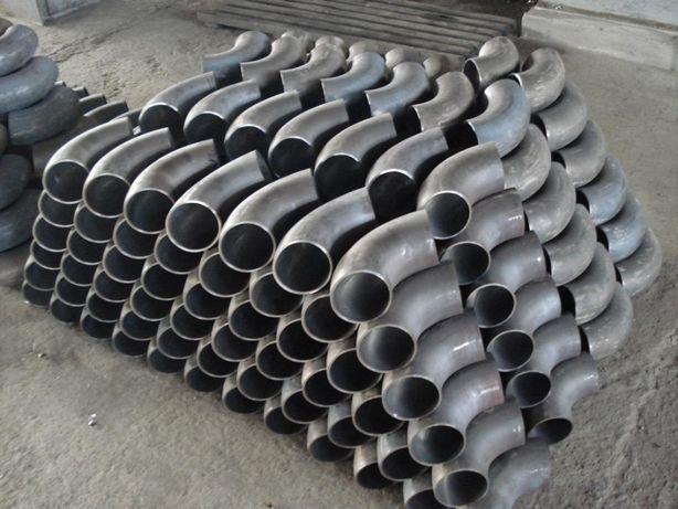 Отводы металлические 90 град.