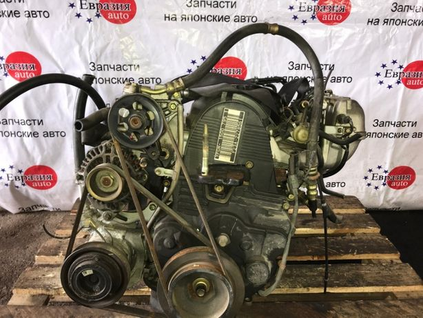 Двигатель Honda F23A из Японии в кредит