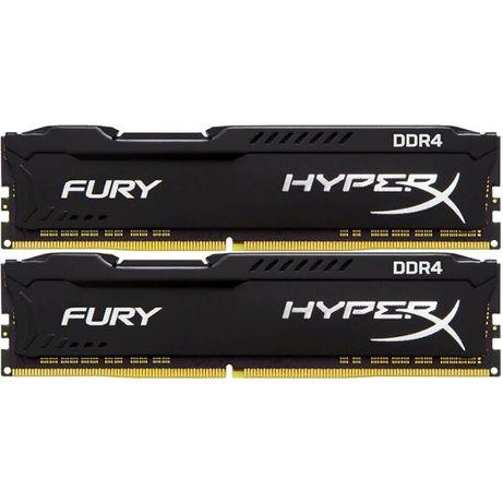 HyperX Fury DDR-4 DIMM частота 2666 МГц